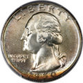 Washington Quarters, 1950 25C MS67+ PCGS. CAC....
