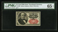Fractional Currency:Fifth Issue, Fr. 1309 25¢ Fifth Issue PMG Gem Uncirculated 65 EPQ.. ...