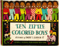 Books:Children's Books, [African American]. Emery I. Gondor. Ten Little ColoredBoys. New York: Howell, Soskin Publishers, 1942. Octavo. Spi...