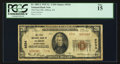 National Bank Notes:Pennsylvania, Albion, PA - $20 1929 Ty. 2 The First NB Ch. # 9534. ...