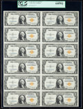 Small Size:World War II Emergency Notes, Fr. 2306 $1 1935A North Africa Silver Certificate. PCGS Very ChoiceNew 64PPQ.. ...