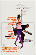 "Movie Posters:Crime, How to Steal a Million (20th Century Fox, 1966). One Sheet (27"" X41""). Crime.. ..."