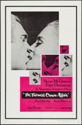 """Movie Posters:Crime, The Thomas Crown Affair (United Artists, 1968). One Sheet (27"""" X 41""""). Crime.. ..."""
