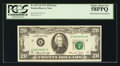 Error Notes:Double Denominations, Fr. 2071-K $20/$10 1974 Federal Reserve Note. PCGS Choice About New58PPQ.. ...