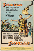 "Movie Posters:Action, Spartacus (Universal International, 1961). Poster (40"" X 60""). Action.. ..."
