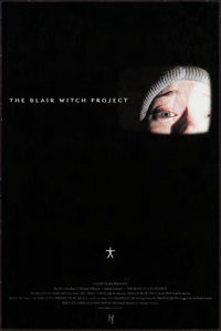 """The Blair Witch Project (Haxan, 1999). Sundance Exclusive Poster (18"""" X 27""""). Horror"""