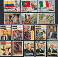 Non-Sport Cards:Lots, 1950's Topps Non-Sports Collection (218) and Magazine. ...