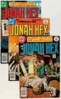 Bronze Age (1970-1979):Western, Jonah Hex Group (DC, 1977-80) Condition: Average FN.... (Total: 52 )