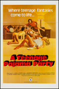 """Movie Posters:Adult, A Teenage Pajama Party & Other Lot (VEP, 1977). One Sheets (2)(25"""" X 38""""). Adult.. ... (Total: 2 Items)"""
