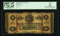 Canadian Currency: , Halifax, NS- The Bank of Nova Scotia $4 July 1, 1870 Ch. #550-16-02a. ...