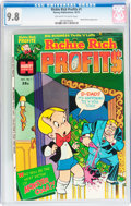 Bronze Age (1970-1979):Cartoon Character, Richie Rich Profits #1 (Harvey, 1974) CGC NM/MT 9.8 Off-white towhite pages....