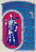 Music Memorabilia:Posters, Big Brother and the Holding Company Stockton Civic Center ConcertPoster (S&P, 1967)....