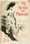 Books:First Editions, Cecil Beaton. The Glass of Fashion. Doubleday, 1954. Firstedition. Publisher's cloth and original dust jacket. Jack...