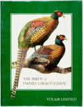 Books:Natural History Books & Prints, [Daniel Giraud Elliot]. LIMITED. The Birds of Daniel Giraud Elliot. A Selection of Pheasants and Peacocks Painted by Jos...