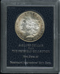 Additional Certified Coins: , 1889-S $1 Morgan Dollar MS60 Paramount International (MS61). Ex:Redfield Collection. The lus...