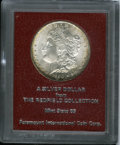 Additional Certified Coins: , 1890-S $1 Morgan Dollar MS65 Paramount International (MS64). Ex:Redfield Collection. A clean...