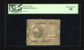 Colonial Notes:Continental Congress Issues, Continental Currency July 22, 1776 $6 PCGS Choice About New 58.Thislightly handled note was signed by Brannan and Sellers. ...