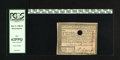 Colonial Notes:Massachusetts, Massachusetts May 5, 1780 $3 PCGS New 62PPQ Hole Cancelled. Thesmall hole cancel does not intrude on the design like the la...