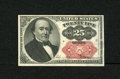 Fractional Currency:Fifth Issue, Fr. 1309 25c Fifth Issue Gem New. A stupendous original gem Walker that has excellent margins, deep embossing and superb col...