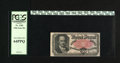 Fractional Currency:Fifth Issue, Fr. 1381 50c Fifth Issue PCGS Very Choice New 64PPQ. Obvious marginimbalance has kept this crawford from the gem level. Non...