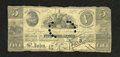 Canadian Currency: , St. John, NB- Benjamin Smith 5 Shillings ?, 1835. Roulette punchcancellations along with edge wear are noticed on this Ve...