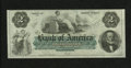Obsoletes By State:Rhode Island, Providence, RI- Bank of America $2 18__. Three wide margins are found on this Deuce. Choice Crisp Uncirculated....