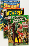 Bronze Age (1970-1979):Horror, Marvel Bronze Age Horror Group (Marvel, 1970s) Condition: AverageFN.... (Total: 50 Comic Books)
