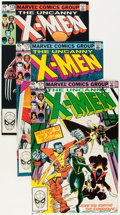 Modern Age (1980-Present):Superhero, X-Men #171-200 Group (Marvel, 1983-85) Condition: Average NM-....(Total: 30 Comic Books)