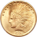 Indian Eagles, 1926 $10 MS65+ PCGS....