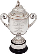 Golf Collectibles:Miscellaneous, 1942 PGA Championship Wanamaker Trophy Won by Sam Snead.. ...
