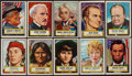 """Non-Sport Cards:Sets, 1952 Topps """"Look N See"""" Partial Set (69/135) . ..."""