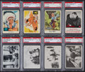 Non-Sport Cards:Lots, 1950's-70's Non-Sports Card Collection (250+). ...