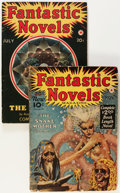 Pulps:Science Fiction, Fantastic Novels Magazine Group (New Publications, 1940)....(Total: 2 Items)