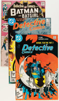Modern Age (1980-Present):Superhero, Detective Comics Group (DC, 1971-94) Condition: Average VF/NM....(Total: 79 Comic Books)