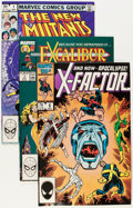 Modern Age (1980-Present):Superhero, X-Men Related Box Lot (Marvel, 1980s-'90s) Condition: AverageVF/NM....