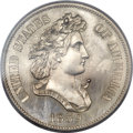 Patterns, 1859 P50C Half Dollar, Judd-241, Pollock-297, R.4, PR64 PCGS....