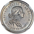 Patterns, 1870 10C Standard Silver Ten Cents, Judd-854, Pollock-962, High R.7, PR63 NGC....
