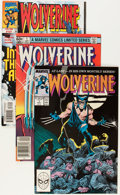 Modern Age (1980-Present):Superhero, Wolverine Box Lot (Marvel, 1982-2000) Condition: Average NM....