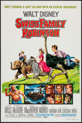 "Movie Posters:Adventure, Swiss Family Robinson & Other Lot (Buena Vista, R-1975). OneSheets (2) (27"" X 41""). Adventure.. ... (Total: 2 Items)"