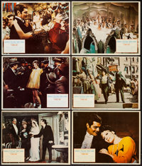 "Funny Girl (Columbia, 1968). Lobby Cards (6) (11"" X 14""). Musical. ... (Total: 6 Items)"
