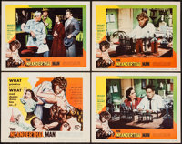 "The Neanderthal Man (United Artists, 1953). Title Lobby Card & Lobby Cards (3) (11"" X 14""). Horror. ... (T..."