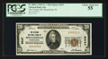 National Bank Notes:Pennsylvania, Shenandoah, PA - $20 1929 Ty. 1 The Citizens NB Ch. # 9247. ...