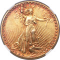 Saint-Gaudens Double Eagles, 1927-S $20 AU50 NGC....