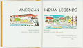 Books:Americana & American History, [Limited Editions Club]. Everett Gee Jackson, illustrator. SIGNED.Allan A. MacFarlane, editor. American Indian Legends....