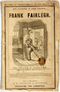 Books:Literature Pre-1900, [George Cruikshank, illustrator]. Frank E. Smedley. FrankFairlegh; or, Scenes from the Life of a Private Pupil. Phi...