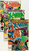 Modern Age (1980-Present):Superhero, X-Men Group (Marvel, 1981-85) Condition: Average NM-.... (Total: 57Comic Books)