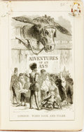 Books:Literature Pre-1900, Clever Jack or, the Adventures of a Donkey. Philadelphia:J.B. Lippincott, 1871. Twelvemo. 191 pages. Original purple cl...