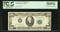 Error Notes:Double Denominations, Fr. 2071-K $20/$10 1974 Federal Reserve Note. PCGS Choice About New 58PPQ.. ...