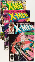 Modern Age (1980-Present):Superhero, X-Men #201-381 Near-Complete Run Box Lot (Marvel, 1986-2000)Condition: Average NM....