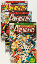 Modern Age (1980-Present):Superhero, The Avengers #162-402 Near-Complete Run Box Lot (Marvel, 1977-96)Condition: Average NM....